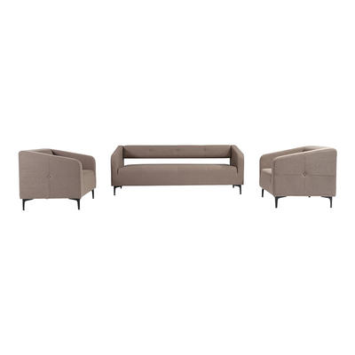 Enterprise personnel public area to discuss leisure office sofa fabric