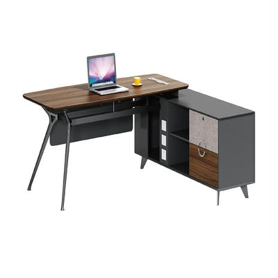 Contracted and modern desk manager desk 1.6/1.8/2 meters big computer desk chair